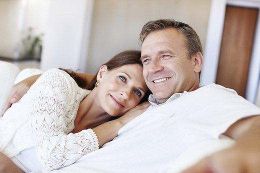 Pregnancy post menopause